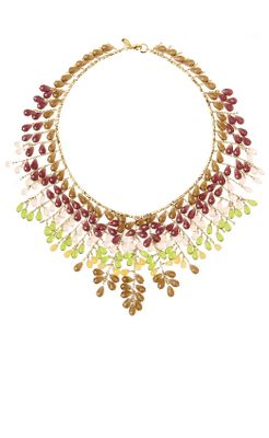 Trailing Vines Necklace - Anthropologie.com