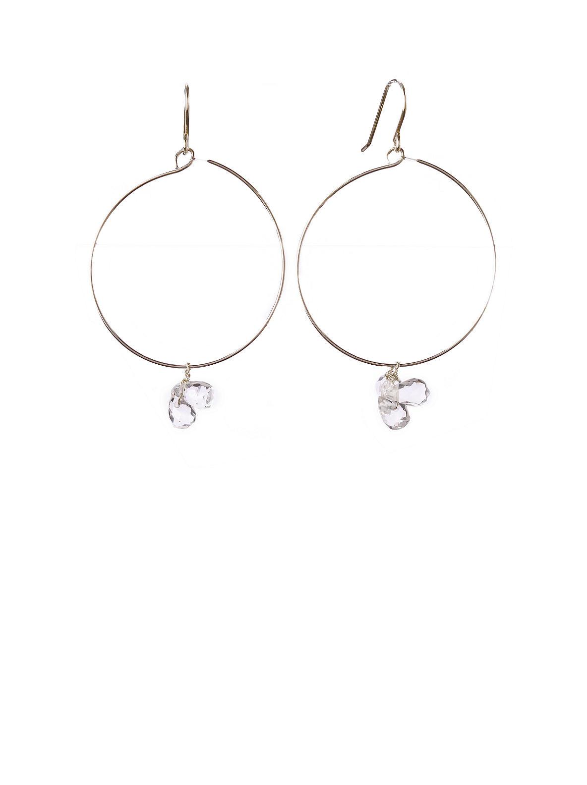Trillium Earrings-Anthropologie.com