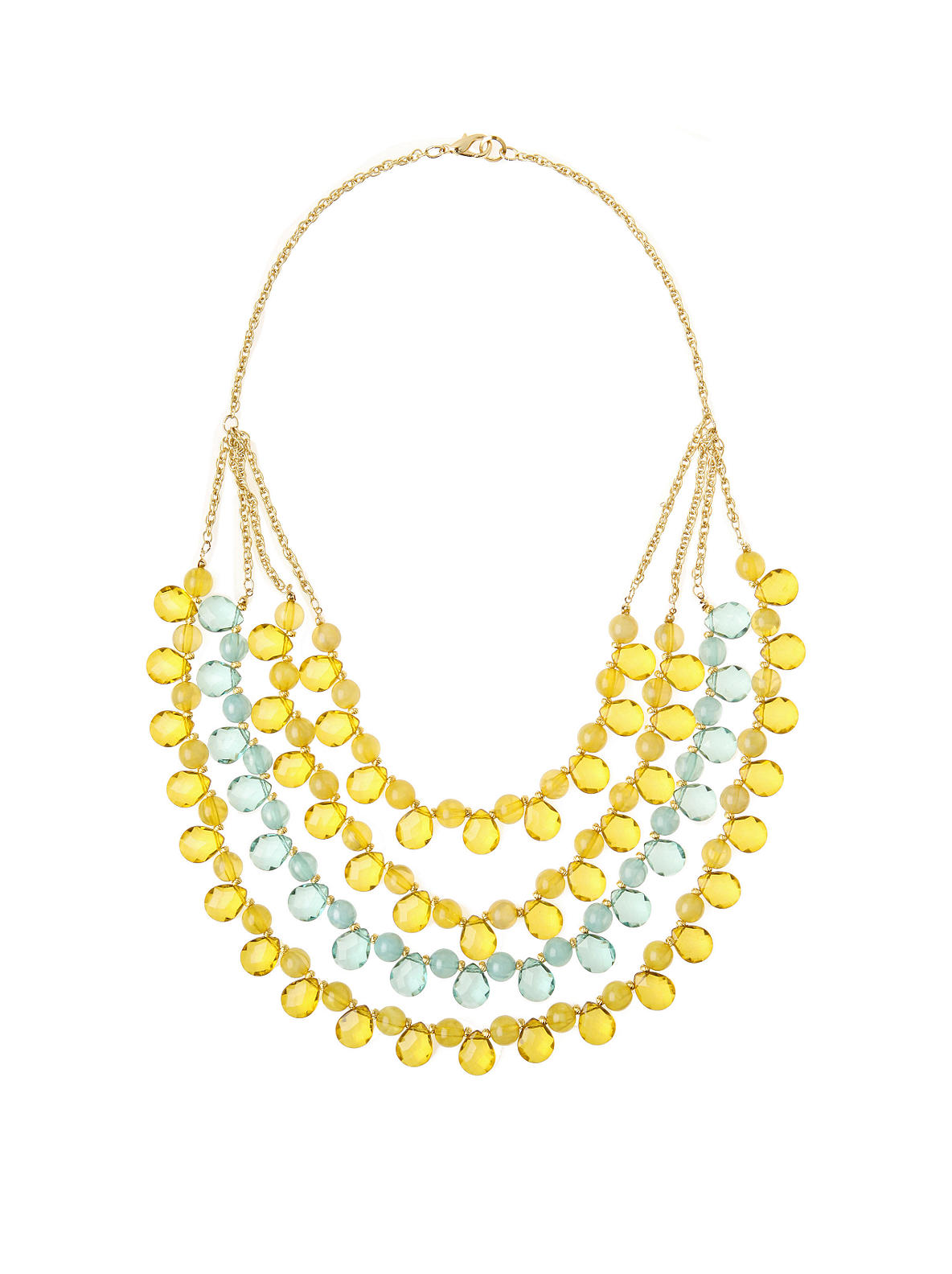 Sun Rise Nectar Necklace - Anthropologie.com