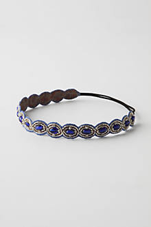 Serpentine Shimmer Headband
