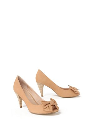 Complement & Counterpoint Peep-Toes - Anthropologie.com