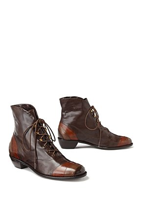 Old World Lace-Ups - Anthropologie