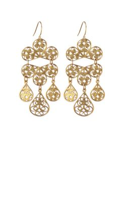 Cloudcover Earrings - Anthropologie.com