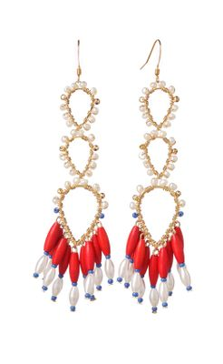 Nine Pin Earrings - Anthropologie.com :  anthropologie