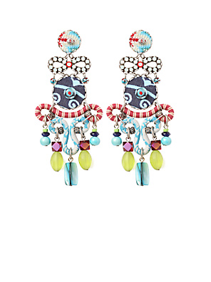 Corde Lisse Earrings-Anthropologie.com