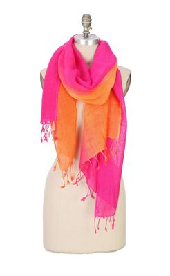 Radiant Ombre Scarf - Anthropologie.com
