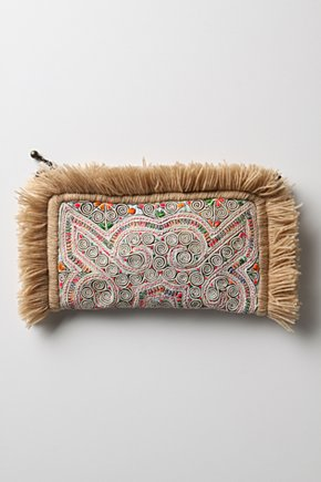 Kublai Clutch - Anthropologie