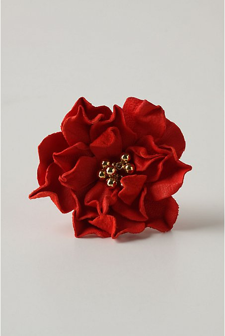 Soon-To-Scatter Ring - Anthropologie :  floral rings jewelry holiday jewelry