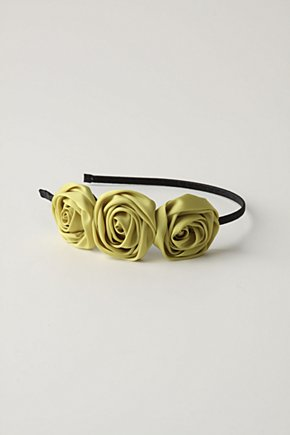 Rose-Is-A-Rose Headband - Anthropologie.com from anthropologie.com