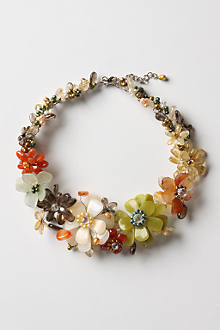 Stone Garden Necklace