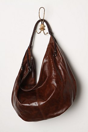 Brunette Satchel - Anthropologie.com