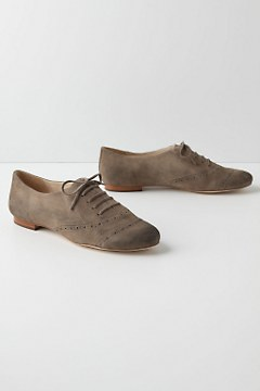Tried-And-True Oxfords
