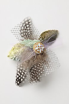 Wisps & Wings Barrette