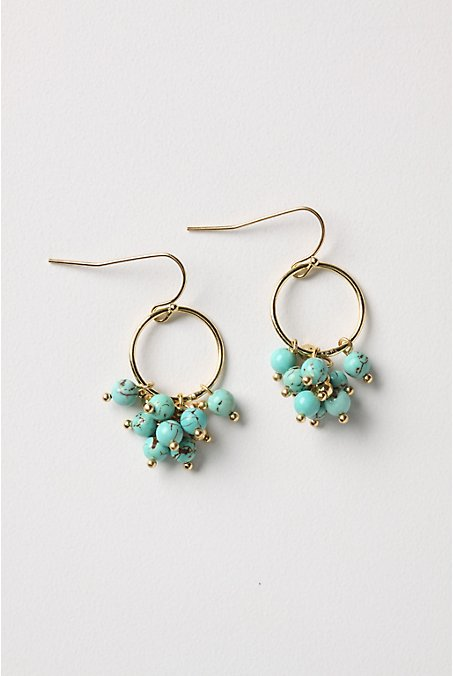 Bacca Hoops from anthropologie.com