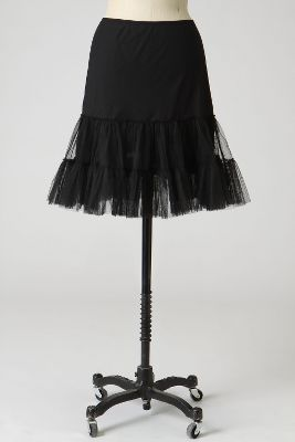 Crinoline Slip - Anthropologie.com