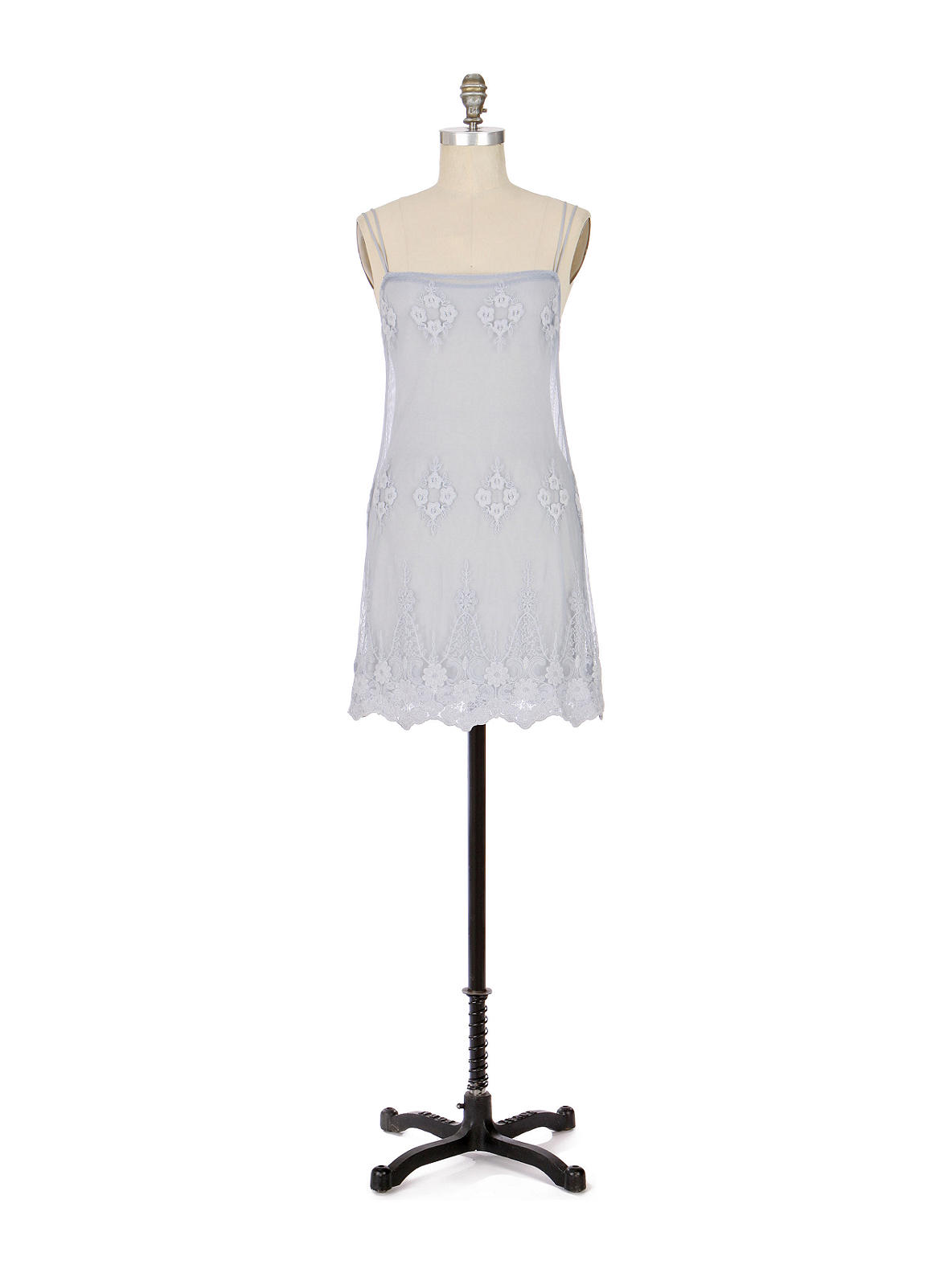 Valenciennes Lace Slip - Anthropologie.com