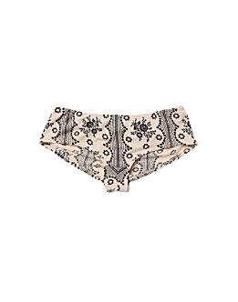 Soft Illusion Hipster - Anthropologie.com :  lingerie lace up underwear modal