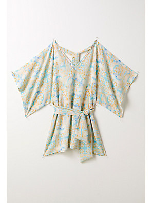 Fractal Cover-Up - Anthropologie.com :  tunic