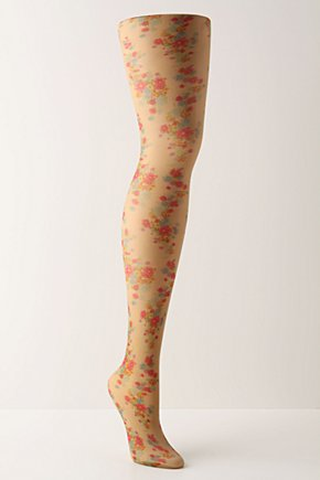 Blush Grove Tights - Anthropologie.com