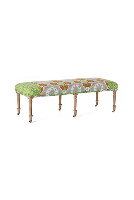 Jacoby Bench, Saltarello - Anthropologie.com :  home design apartment boho