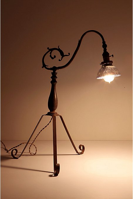 Another Man's Treasure Lamp - Anthropologie.com :  lamp apartment boho house