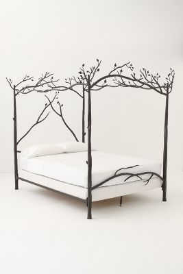 Forest Canopy Bed�-�Anthropologie.com :  canopy