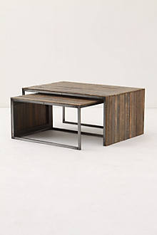Lath Nesting Tables