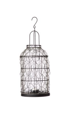 Cathedral Lantern - Anthropologie.com :  anthropologie