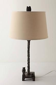 Curiouser Lamp