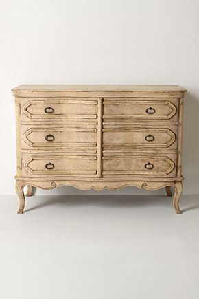 Aligre Cabinet - Anthropologie :  cabinet dresser walnut anthropologie