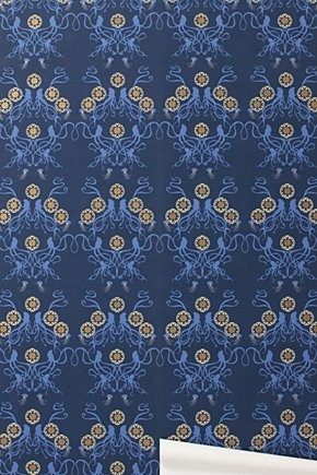 Octopus Garden Wallpaper - Anthropologie.com