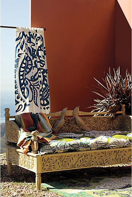 Benoa Daybed - Anthropologie.com :  home apartment boho house