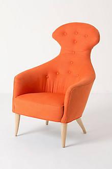 Soren Chair, Soleil Linen