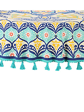 Tentmakers Tablecloth - Anthropologie.com :  antropologie linens fabric tablecloth