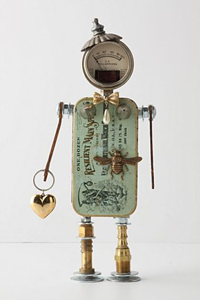 One-Of-A-Kind Fobot, Betty Bot