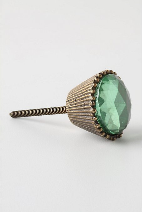 Jeweled Urchin Knob - Anthropologie.com :  home boho house knob
