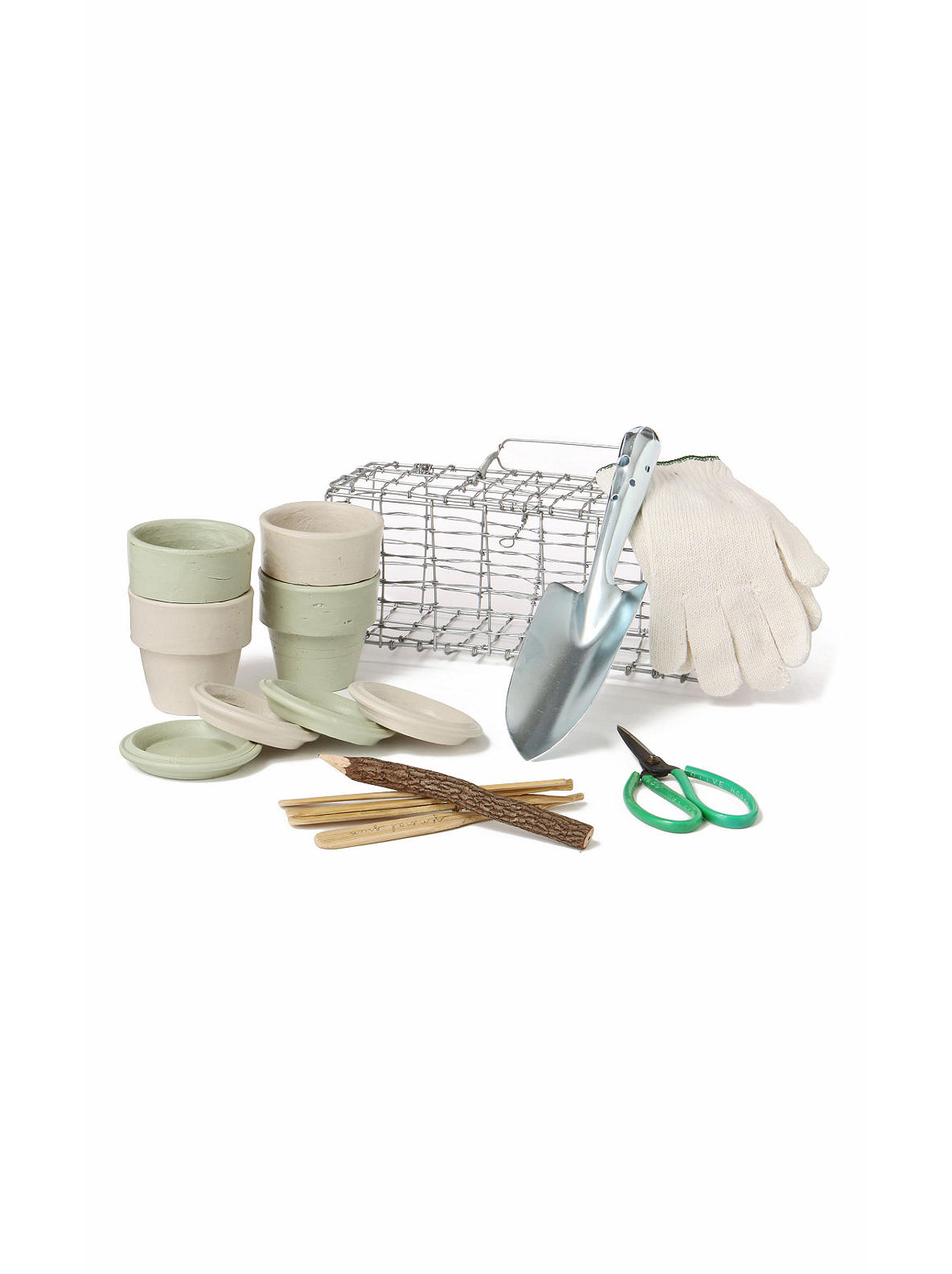 Herb Garden Kit - Anthropologie.com :  garden fun kitchen anthropologie