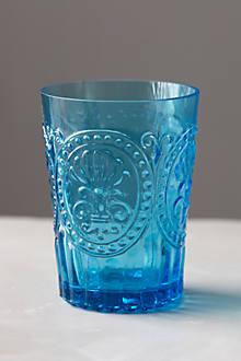 Fleur-De-Lys Juice Glass