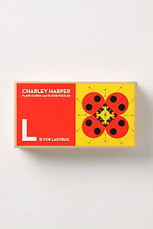 Charley Harper Flash Cards And Floor Puzzles