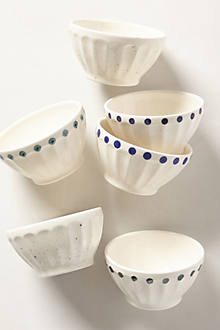 Assorted Latte Bowls
