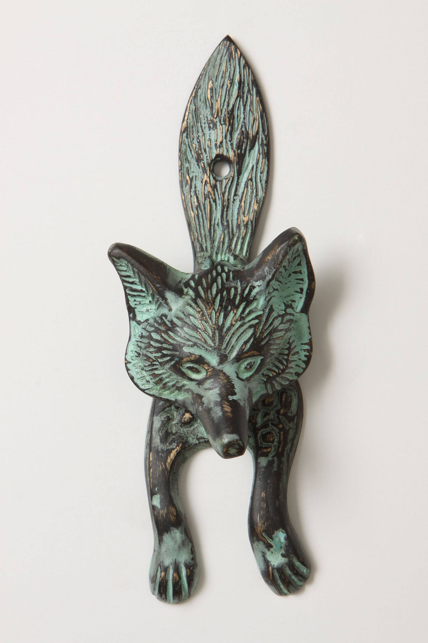 Sly Fox Door Knocker