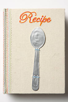 Taste-Test Recipe Book