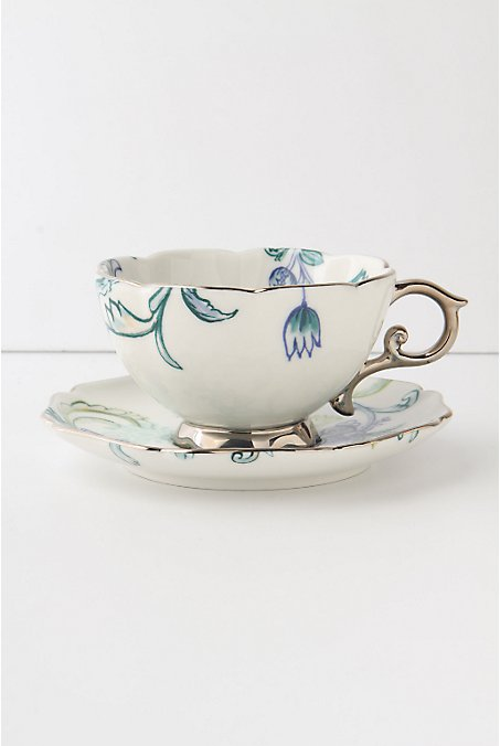 Chintz Cup & Saucer