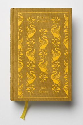 Anthropolgie, Austen & Alcott