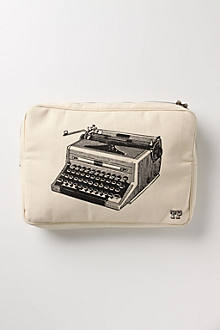 Luddite Collection Laptop Case