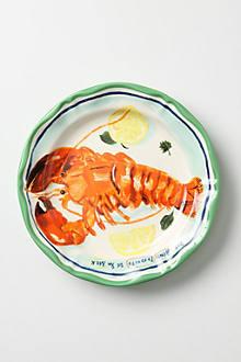 Luscious Langoustine Dinner Plate