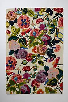 Gloria's Garden Rug, Rectangle