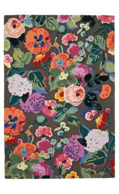 Gloria's Garden Rug, Rectangle