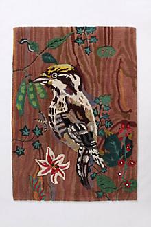 Woodpecker Rug