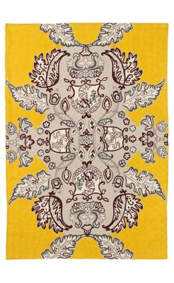 Modern Heraldry Rug - Anthropologie.com :  anthropologie